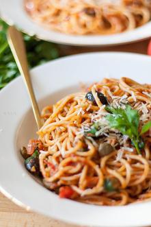 Spaghetti ladacznicy