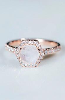 #pierścionek #opal