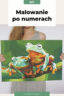 Malowanie po numerach - pom...