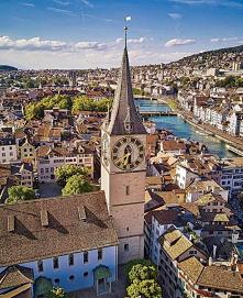Zurych, Szwajcaria  Bajkowo...
