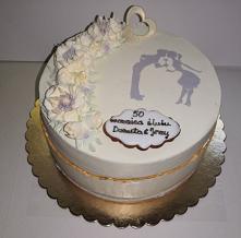 #tort #rocznica ślubu