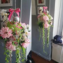 stroik #sztuczne #kwiaty # ...
