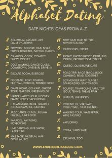 alphabet dates