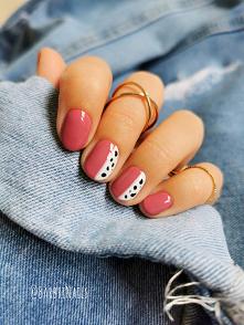 Krótkie paznokcie  #paznokc...