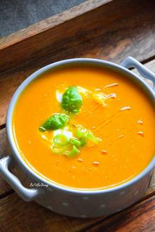 Zupa krem z pomidorów - szy...