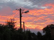 #piękny#zachód słońca#