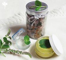 Trzy proste pomysły na naturalne kosmetyki z dodatkiem mięty