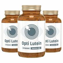 Opti Lutein składa się z na...