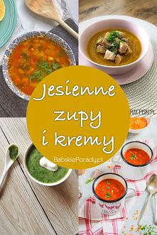 10 pomysłów na jesienne zup...