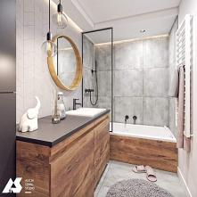 #łazienka #szarość