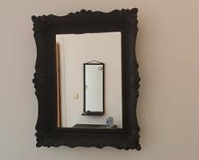 stare lustro w ramie - jak ...