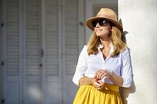 stylowe lato #modadamska #styl #lato #żółty
