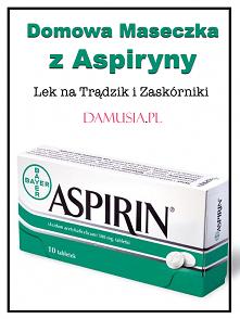 Domowa Maseczka z Aspiryny ...