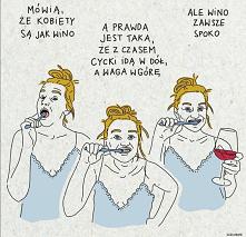Kobietą być #winojestspoko ...