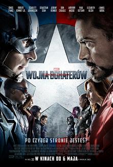 57. Kapitan Ameryka: Wojna ...