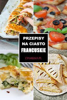 Przepisy na Ciasto Francuskie – TOP 10 Przepisów