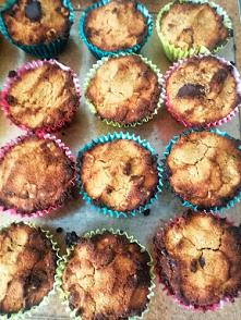 Muffiny dyniowe na śniadani...