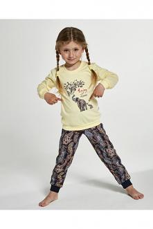 Piżamka dla dziewczynki ze ...