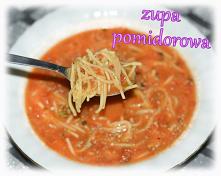 Klasyczna zupa pomidorowa