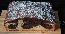 Ciasto Dwie babki. Super ła...
