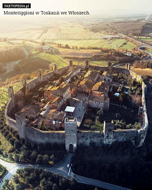 #monteriggioni #toskania #i...