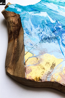 Jak malować fale oceanu - a...