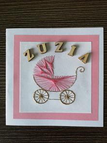Kartka z okazji narodzin dziecka #kartka #narodziny #dziecko
