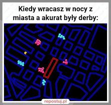 #derby #pacman
