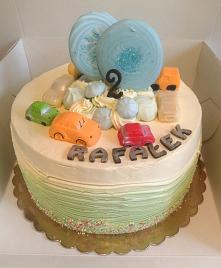 #tort #urodziny #samochody