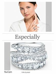 Idealny pierścionek na wieczór jak i do eleganckiej stylizacji na co dzień. Doskonały pomysł na prezent, a Wy co myślicie?