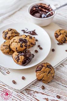 Ciasteczka kawowo-czekolado...