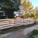 nowy płot #drewno #plot # zrobioneprzezemnie