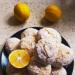 Ciasteczka cytrynowo-kokosowe #przepis #mniam