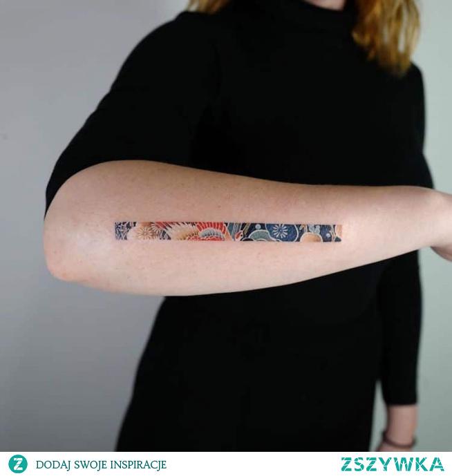 Tatuaż w wykonaniu EQ