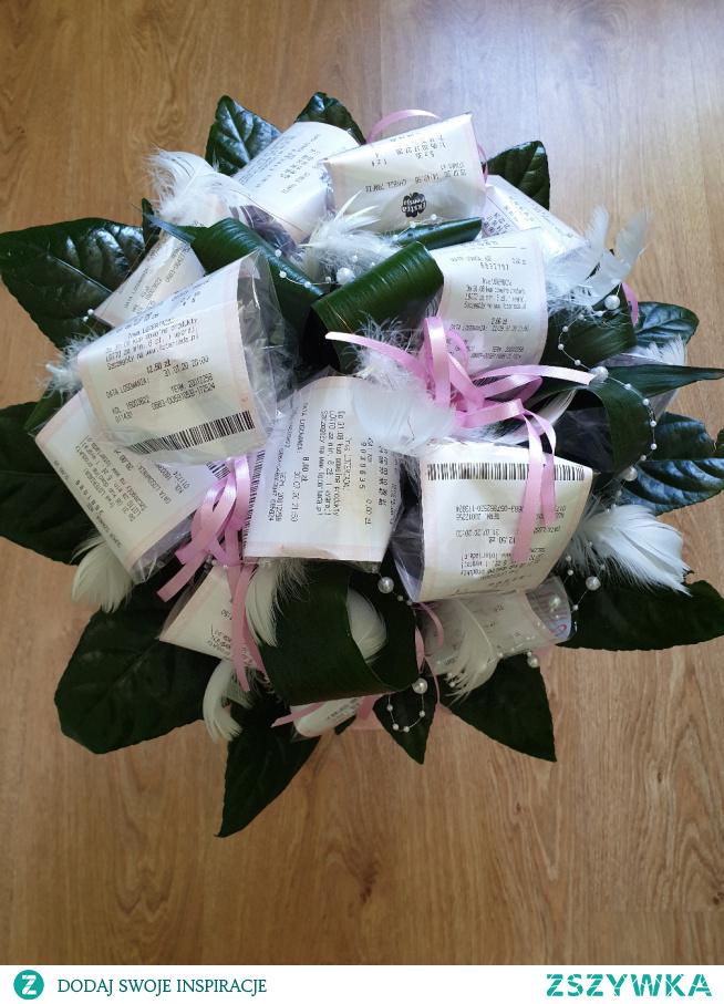 Na ślub dla koleżanki :)  #flowers #wedding