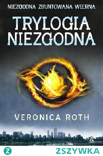 8. 'Niezgodna' Veronica Roth (2011)