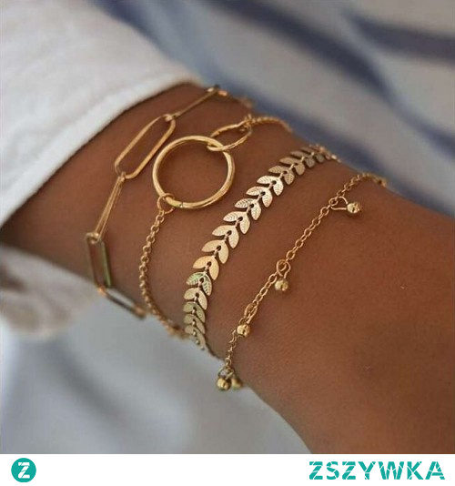 Zestaw bransoletek do kupienia w sklepie Silvona.pl. Kliknij w zdjęcie, aby przejść do sklepu.