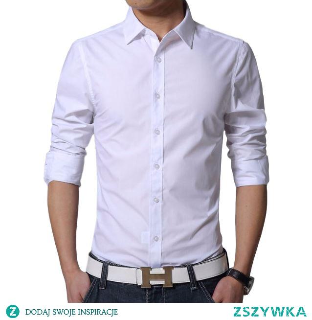Koszula klasyczna męska
