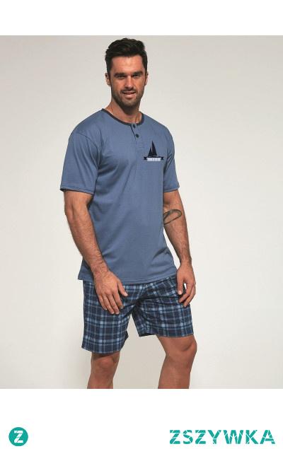 Piżamy męskie Cornette, wysoka jakość produktu. Komfort i wygoda. Sprawdź promocje w oficjalnym sklepie Firmowym.