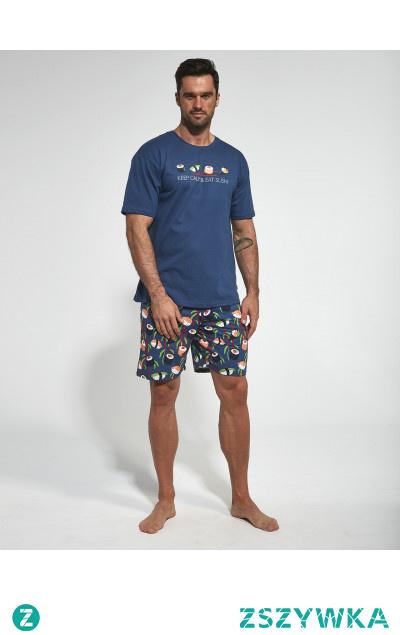 Piżama dla miłośników sushi od producenta Cornette. Piżamy męskie w bardzo dobrej jakości i korzystnej cenie. Sprawdź ją w oficjalnym sklepie producenta Cornette.