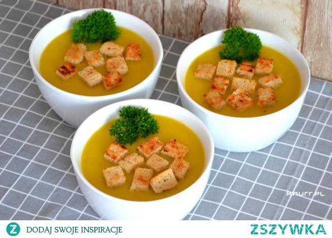 Świetny przepis na aromatyczną zupę krem z dyni! Smaczna - to mało powiedziane - jest przepyszna! Wszyscy chwalą :)