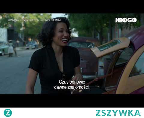 Kraina Lovecrafta - trailer HBO GO