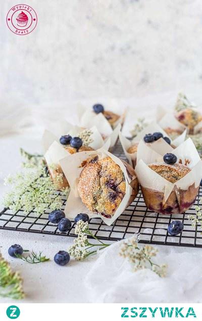Muffinki bardzo owocowe - Najlepsze przepisy | Blog kulinarny - Wypieki Beaty