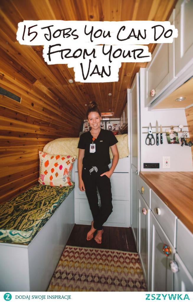 job in van
