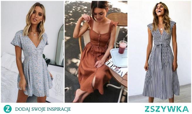 Jak dobrać letnią sukienkę do swojej figury?