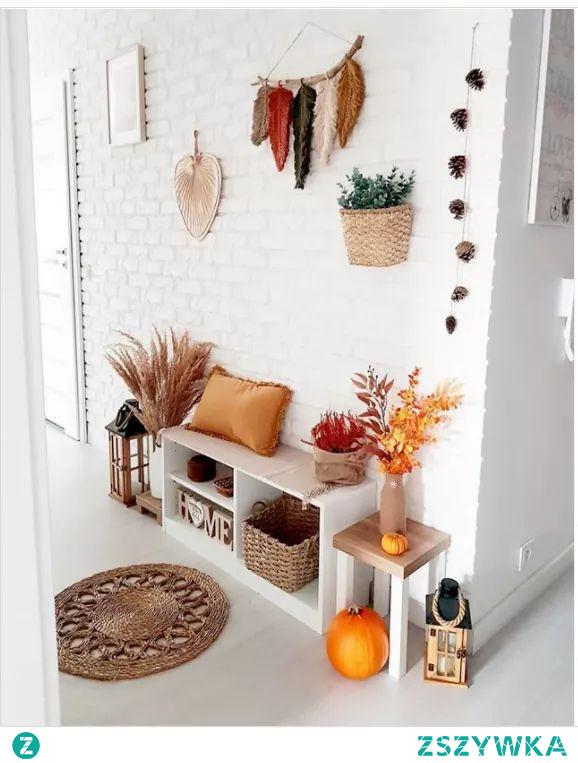 #dekoracje #jesień #wnetrza6
