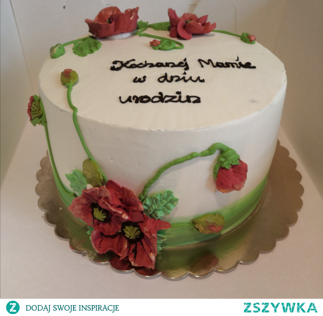 #tort #maki #urodziny