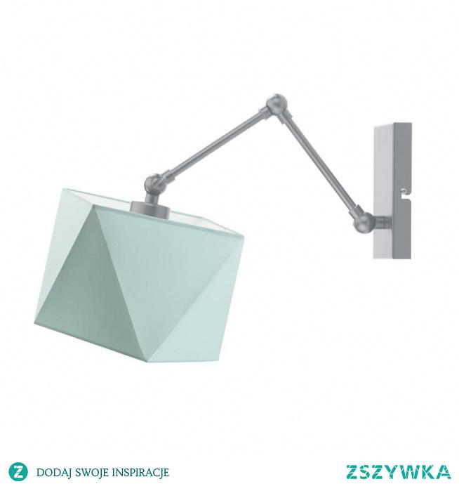 Lampa dziecięca AMARILLO to zupełnie odmienna postać kinkietu, odchodząca od utartych schematów i tradycyjnych rozwiązań. Za pomocą przegubowej konstrukcji lampę można składać i rozkładać zmieniając przy tym kąt pod jakim rozpraszane są wiązki światła. Taka opcja pozwala także ograniczyć przestrzeń jaką wykorzystuje lampa. Oświetlenie dzięki temu znajdzie miejsce nawet w bardzo małych pokojach dziecięcych, w których liczy się każdy kawałek przestrzeni. Pastelowe barwy tego kinkietu osłodzą pomieszczenie Twojego malucha i sprawią, że z uśmiechem na twarzy będzie spędzać w nim czas. Lampę można umieścić w każdym miejscu jednak najlepiej sprawdzi się obok łóżka towarzysząc Twojemu maluchowi podczas zasypiania.  Do wyboru mamy kilkanaście wersji kolorystycznych: biały, ecru, jasny szary (gołębi), miętowy, musztardowy, jasny różowy, jasny fioletowy, beżowy, szary stalowy, czerwony, niebieski, fioletowy, zieleń butelkowa, granatowy, grafitowy, brązowy, czarny oraz szary melanż (tzw. beton). Dostępne są także 3 rodzaje stelaża: biały, czarny, srebrny.