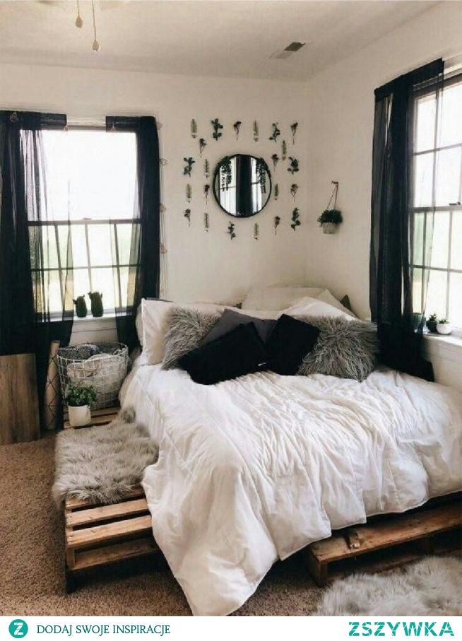 #wnętrze #wystrójwnętrz #wnętrza #sypialnia #wnętrzesypialnia #łóżko