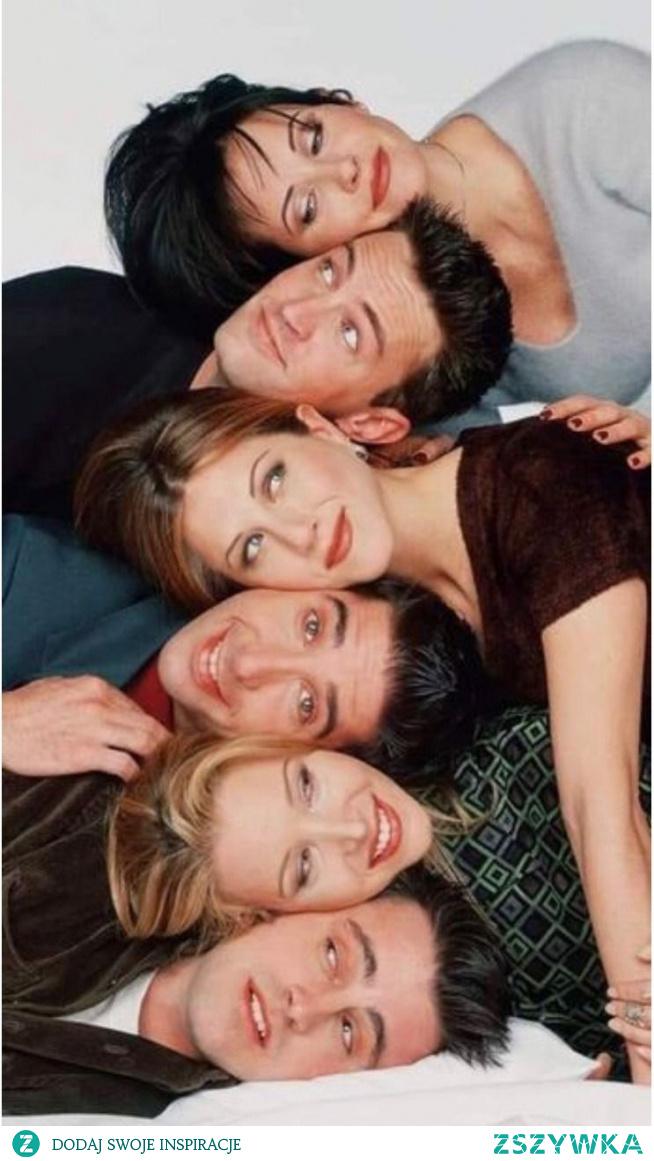 Dla mnie Joey. A kto jest waszą ulubioną postacią?  F.R.I.E.N.D.S